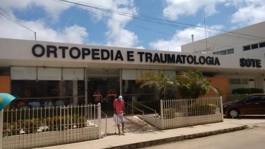 Hospital SOTE JUAZEIRO, foto,Jean Brito