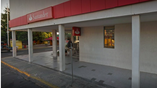 Blog do waldiney passos banco santander invadido em for Banco santander maps