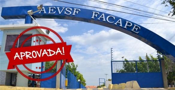 Aprovada Facape