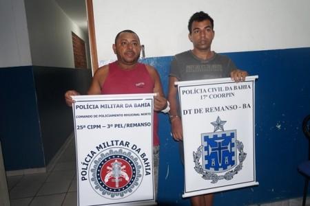 Acusados de crimes no N10