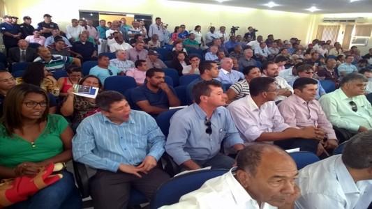Câmara audiência Rio SF