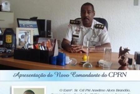 Comandante do CPRN