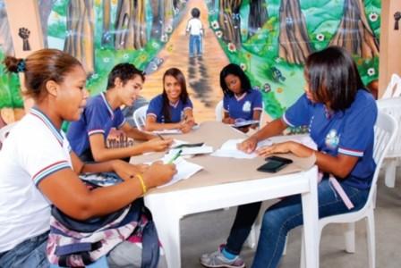 Estudantes da Bahia