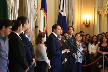 Governador Paulo Câmara (Foto: Divulgação)