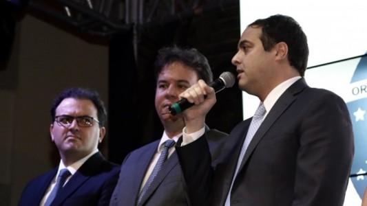 Governador Paulo Câmara, inauguração OAB