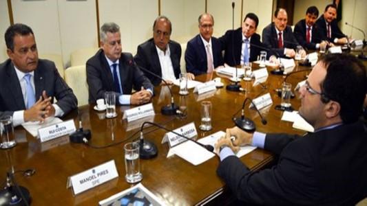 Governadores cobram mais investimentos dos governos