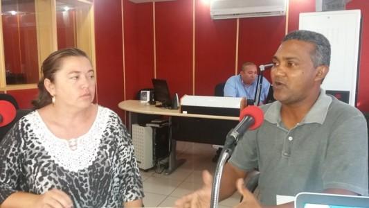 Ilma e Pedro Caldas