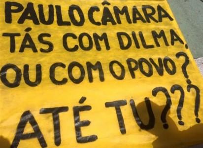 PAULO CÂMARA - CRITICAS
