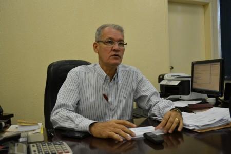 Diretor Rinaldo Remígio (Foto: Divulgação)