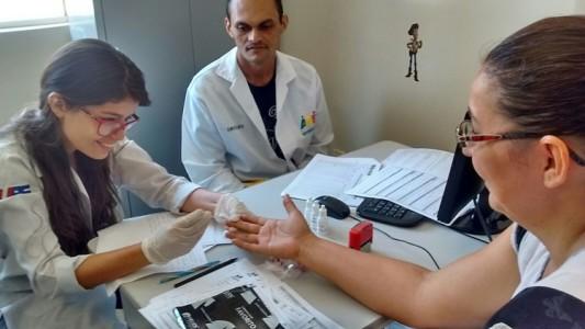 Sec. saúde contra o HIV