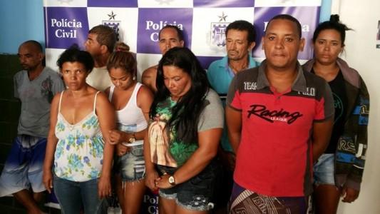 TRAFICO SENHOR DO BONFIM