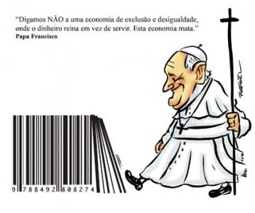 charge papa francisco