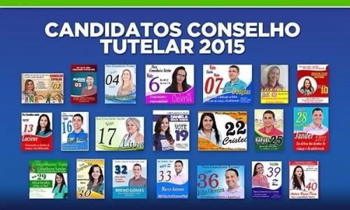 Candidatos conselheiros Tutelar Casa Nova (BA)