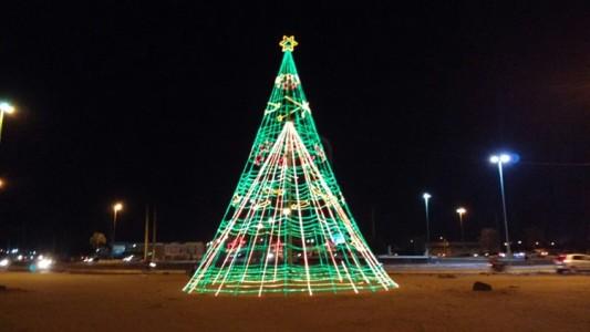iluminação natal Petrolina 2015