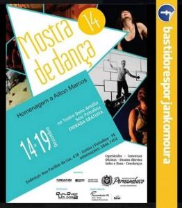 mostra 14 de dança
