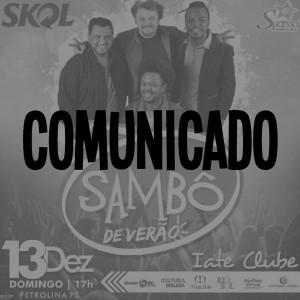 sambo cancelado