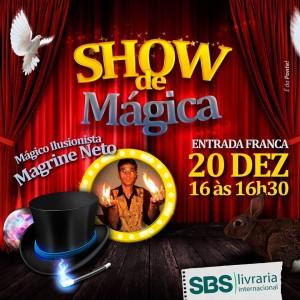 sbs show de mágica