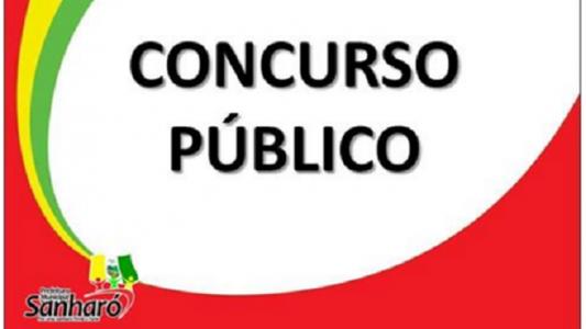 Concurso-Público-Sanharó