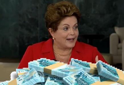 Dilma Dinheirama