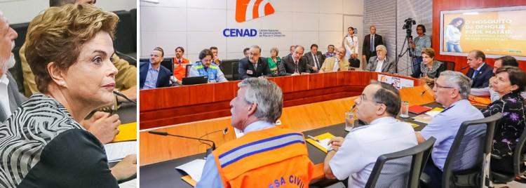 Dilma e governadores 1