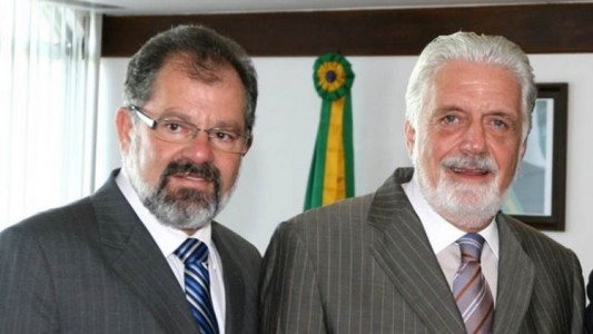 JAQUES WAGNER E MARCELO NILO