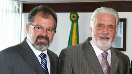 JAQUES WAGNER E MARCELO NILO