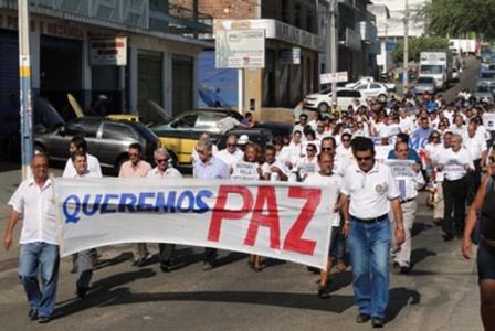 Manifesto pela paz