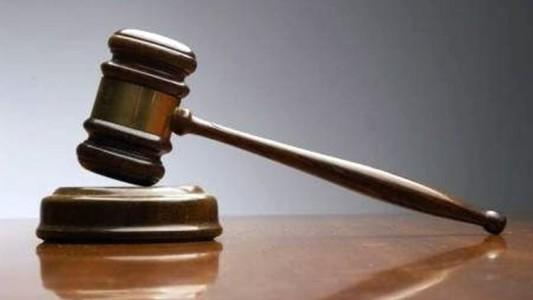 Martelo da justiça - lei