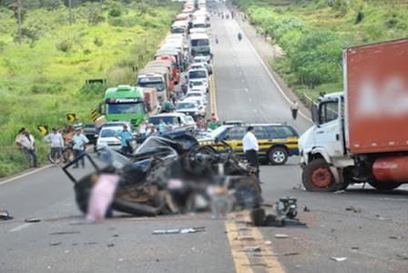 PRF acidentes Pernambuco