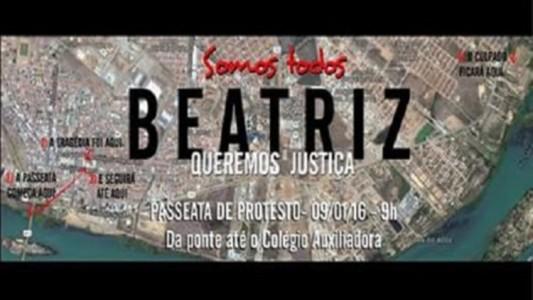 PROTESTO BEATRIZ