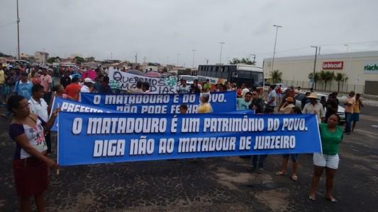 Protesto 1 Jean Brito