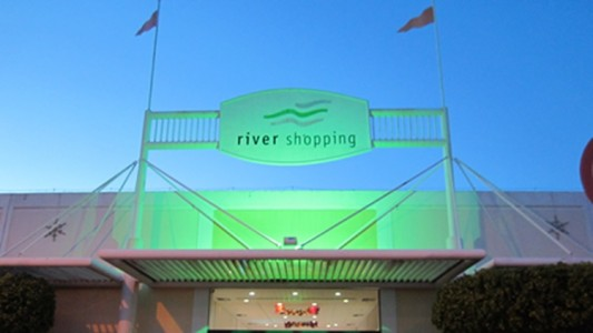 River Shopping
