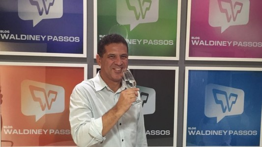 WALDINEY PASSOS - VIRADA DE ANO