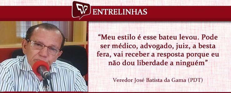 Zé Batista - Pérsio