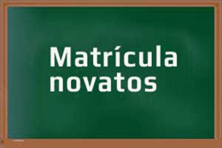 matricula- novatos
