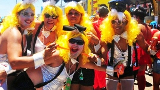 virgens carnaval