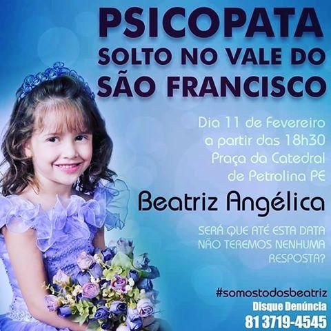 #somos todos Beatriz 3