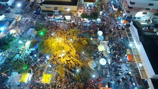 Carnaval Petrolina,foto Àerea 1