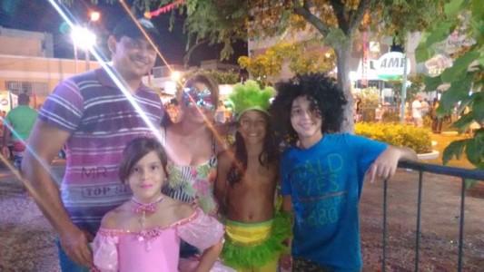 Domingo de Carnaval 1