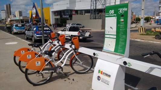 Estação 8 petro Bike