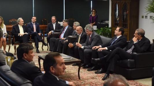 Governadores reunidos 01.2.16