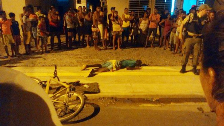 Homicídio residencial Brasil