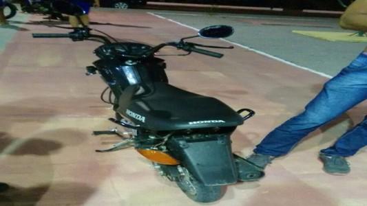 moto roubada 2