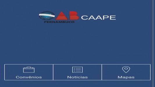 Aplicativo CAAPE
