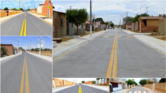 Avenidas de Juazeiro
