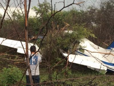 Avião caido 3
