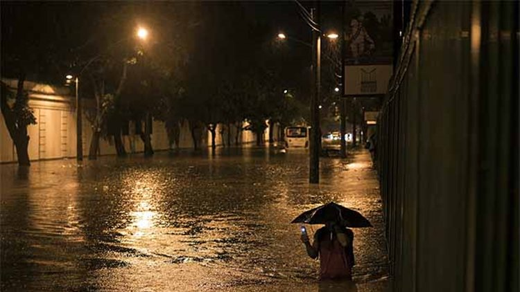 Chuvas Rio de Janeiro