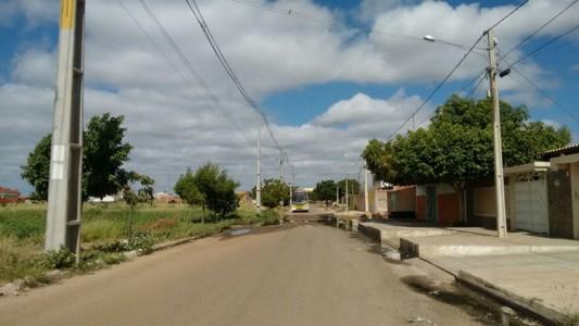 Esgoto Rua 74 Cohab 3