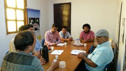 Jogos Universitários do Vale - reunião na Casa dos Conselhos (1)