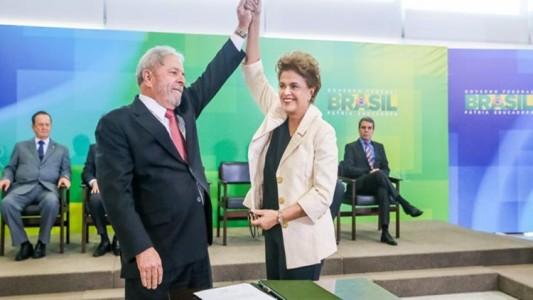Lula e Dilma 2